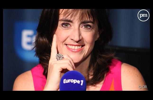 Bérengère Bonte, journaliste à Europe 1.