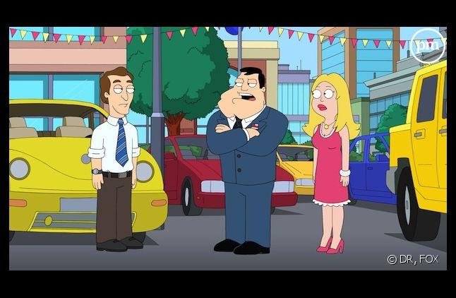 """""""American Dad"""", arrêtée par FOX, arrive sur TBS"""