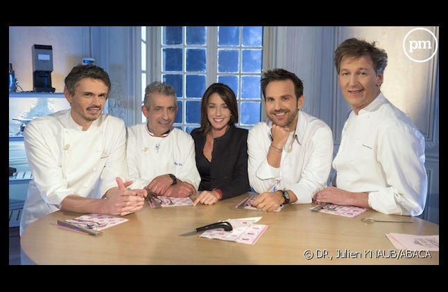 "France 2 renouvelle ""Qui sera le prochain grand pâtissier ?"""