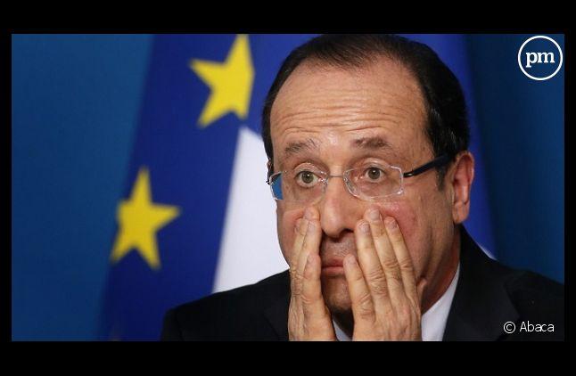 François Hollande en janvier 2013