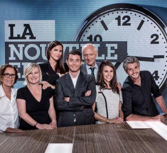 La bande de 'La Nouvelle Edition', saison 2013-2014.