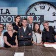 """La bande de """"La Nouvelle Edition"""", saison 2013-2014."""
