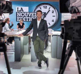 Ali Baddou présente 'La Nouvelle Edition', chaque jour à...