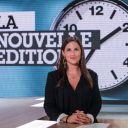 """Myriam Leroy de """"La Nouvelle Edition"""" sur Canal+."""