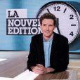"""Yvan Macaux de """"La Nouvelle Edition"""" sur Canal+."""