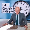 """Nicolas Domenach de """"La Nouvelle Edition"""" sur Canal+."""