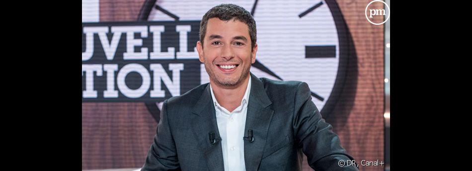 Ali Baddou, chaque midi sur Canal+.