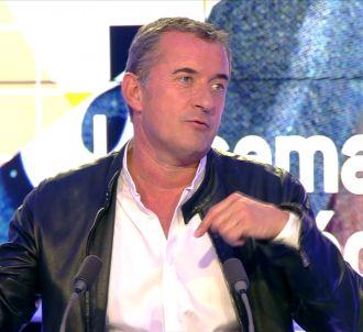 Christophe Dechavanne, sur i-TELE.