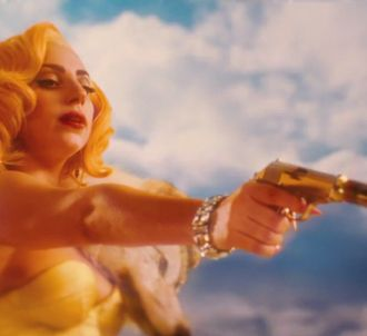 Lady Gaga dévoile le titre 'Aura'