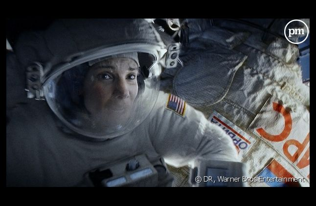 """Gravity"" démarre en tête du box-office"