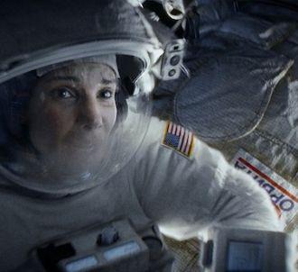 'Gravity' démarre en tête du box-office