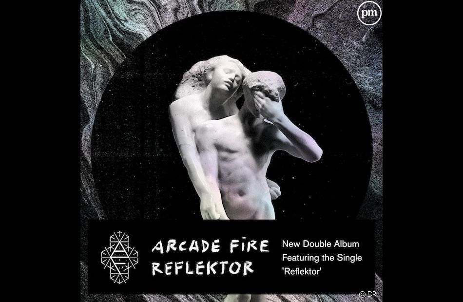 "1. Arcade Fire - ""Reflektor"""