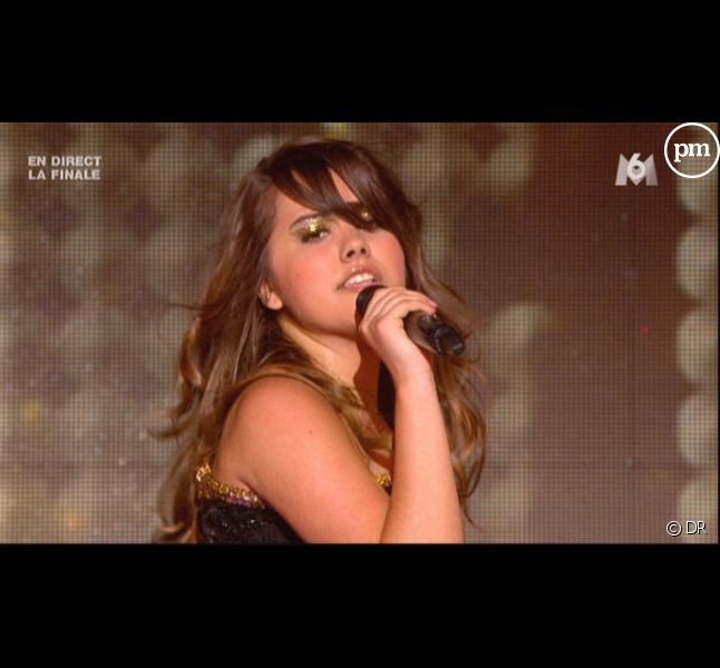 "Marina D'Amico a tenté sa chance dans ""The Voice 3"""