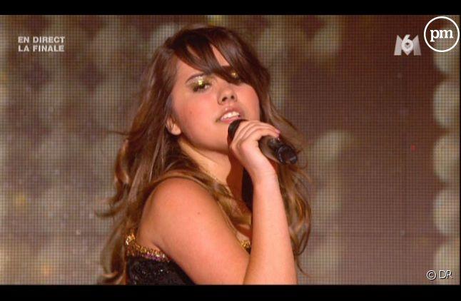 "Marina D'Amico a tenté sa chance dans ""The Voice 3"""