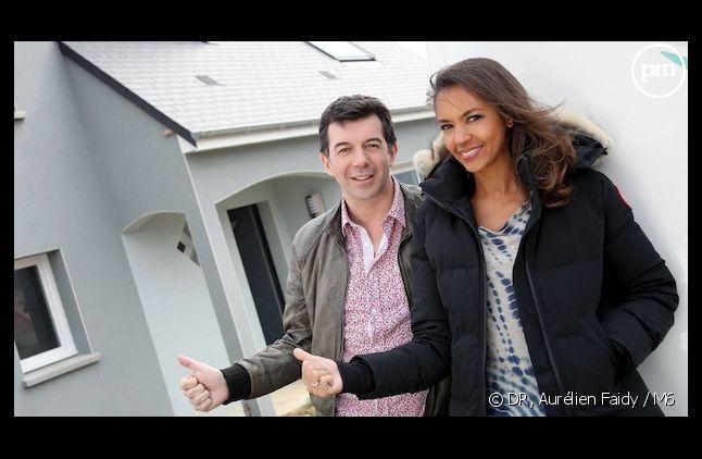 Karine Le Marchand et Stéphane Plaza a nouveau réuni