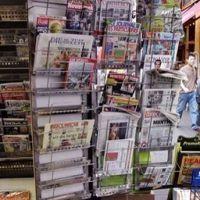 Les ventes des quotidiens nationaux s'effondrent