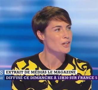 Alessandra Sublet : 'Je ne suis presque pas payée pour...