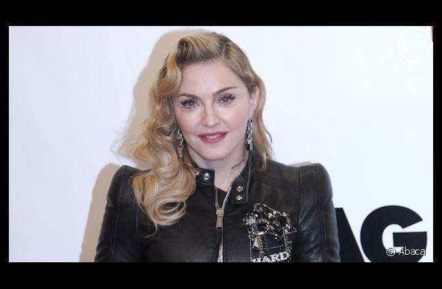 Madonna est l'artiste la mieux payée de l'année, selon Forbes