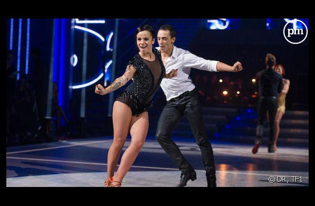 """Alizée gagnante de """"Danse avec les stars"""" 4"""
