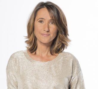 Alexia Laroche-Joubert, productrice de télévision.