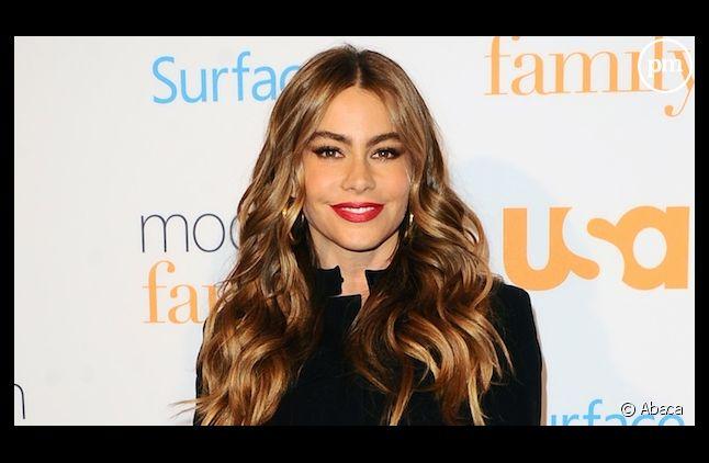 Sofia Vergara, actrice de télé la mieux payée en 2013