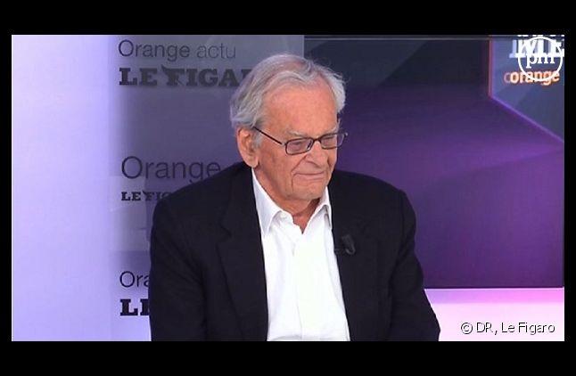 Claude Perdriel, patron du groupe Nouvel Observateur (capture d'écran)