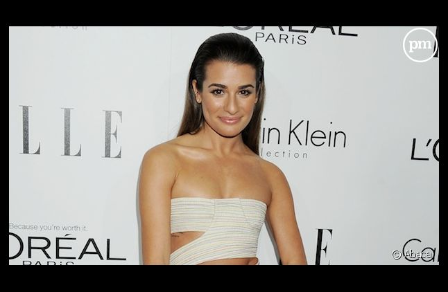 Lea Michele présente son single