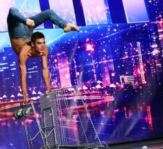 David Pereira, finaliste de la saison 8 de 'La France a...