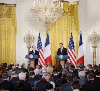 Les journalistes français se font remarquer aux Etats-Unis