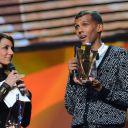 Avec trois Victoires de la musique, Stromae a dominé l'édition 2014.
