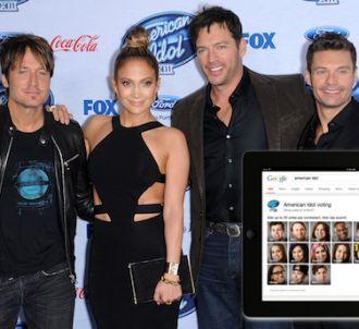 Le vote par Google débarque dans 'American Idol'