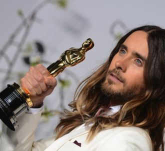 Jared Leto, primé pour 'Dallas Buyers Club'.