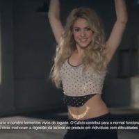 Après Oral-B, Shakira fait de la pub pour Danone
