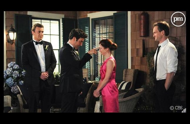 "Une fin alternative de ""How I Met Your Mother"" sera proposée en DVD"
