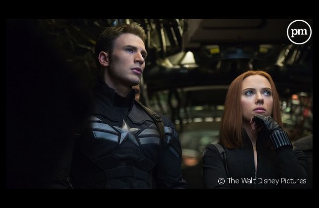 """""""Captain America, le soldat de l'hiver"""" reste en tête du box-office"""