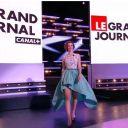 """Doria Tillier imite Marion Cotillard dans """"Le Grand journal"""" de Canal+"""