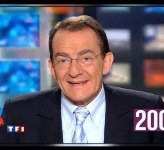 Jean-Pierre Pernaut dans 'Le Petit Journal' sur Canal+.