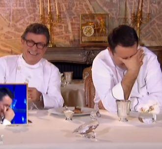 Le bêtisier des jurés dans 'Top Chef 2014'