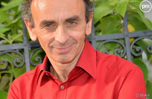 Le journaliste et chroniqueur Eric Zemmour.