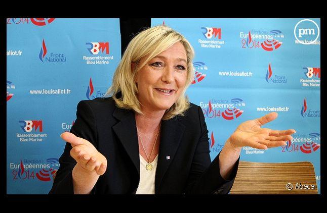Marine Le Pen débattra bien avec Jean-Christophe Cambadélis sur i-Télé et Europe 1