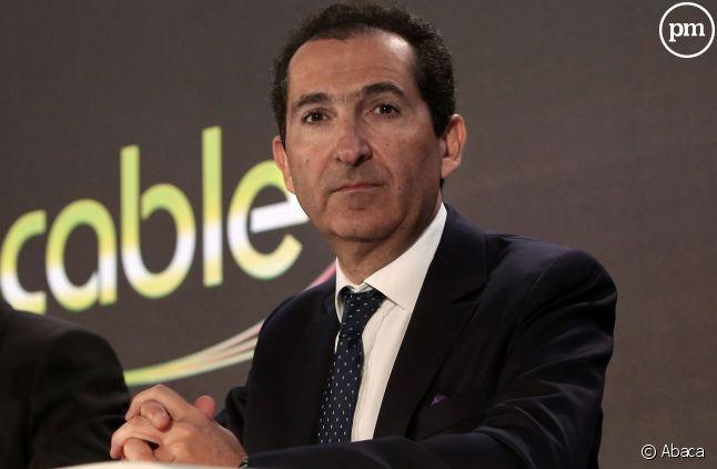 """Patrick Drahi, propriétaire de Numericable... et bientôt de de """"Libération"""" ?"""