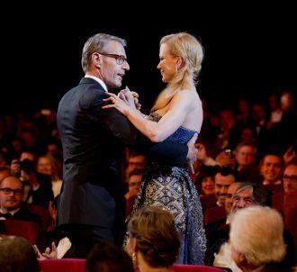 Lambert Wilson et Nicole Kidman, pour la cérémonie...