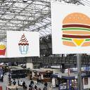 La campagne Pictogrammes de McDonald's
