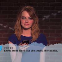 Julia Roberts, Emma Stone... : les stars lisent les pires tweets à leur sujet