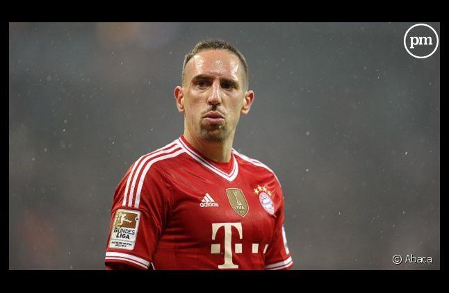 """Frank Ribéry porte plainte contre """"Closer"""""""