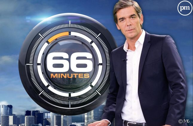 """""""66 minutes"""", magazine de reportages de la saison des TV Notes 2014."""