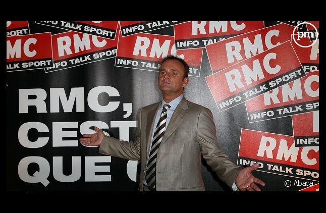 Frank Lanoux, directeur général de RMC.
