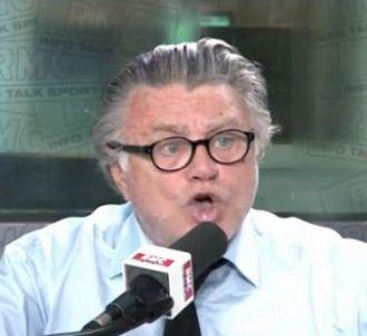 Gilbert Collard dans 'Les Grandes Gueules' sur RMC
