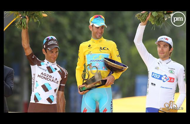 Vincenzo Nibali a remporté le Tour de France 2014