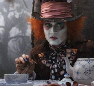 'Alice au Pays des merveilles' (2010) de Tim Burton avec...